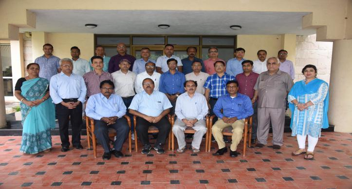Training programme on 'Overview of Water Resources Sector' for non-technical officers of Ministry of Jal Shakti and CWC HQ