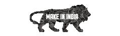 Logo of Make in India